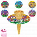 51100 - Kids Ice Cream Cones + 100 Drip Catchers