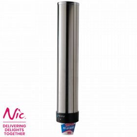 95130 - Milkshakebeker Dispenser RVS